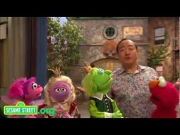 Sesame Street – The Only Life For Me!