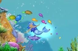 The Blue Mermaid feat. Jordin Sparks!